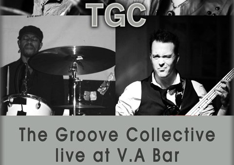 The Groove Collective live at V.A Bar
