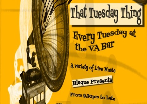 That Tuesday Thing [Free Entry]