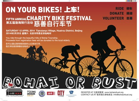 Bohai or Bust - Only 1 week to Register!
