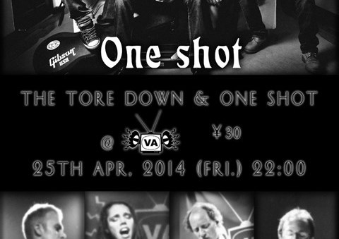The Tore Down & One Shot