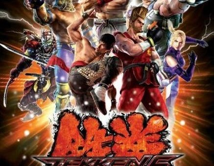 TEKKEN 6 TUESDAY