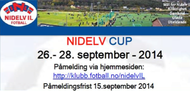 Nidelv cup