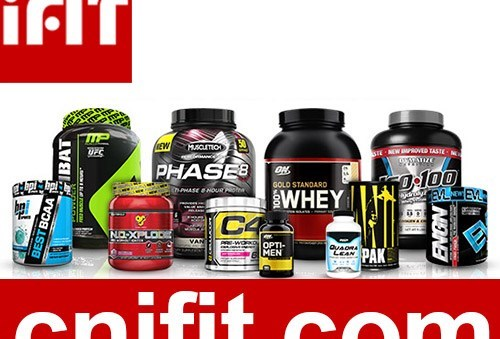CNIFIT.com -- Online Supplement Store: Protein, Cr