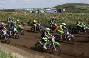 NM Lag Motocross, 17. og 18. september 2016