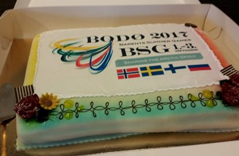 Barents Summer Games 2017