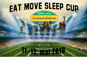 Velkommen til Eat Move Sleep 2019