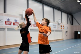 Treningstider for basketball, sesongen 2018/2019